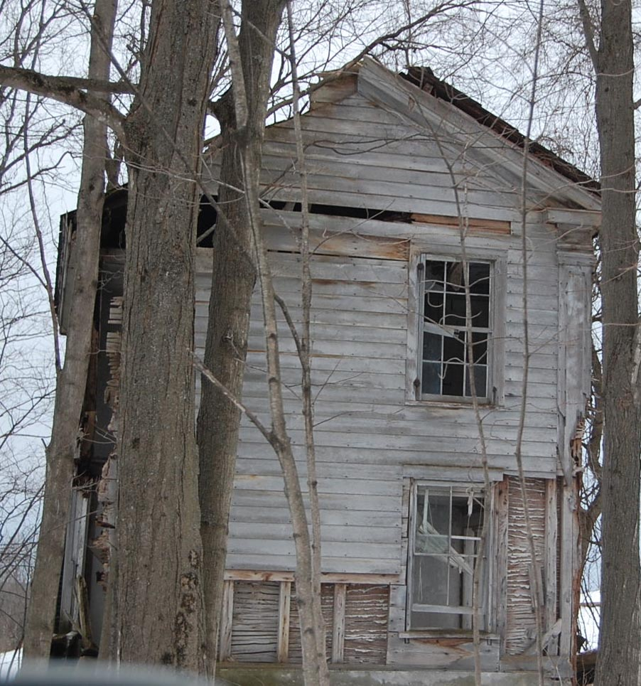 Abandoned Houses Near Me >> Abandoned houses in Local Upstate New York
