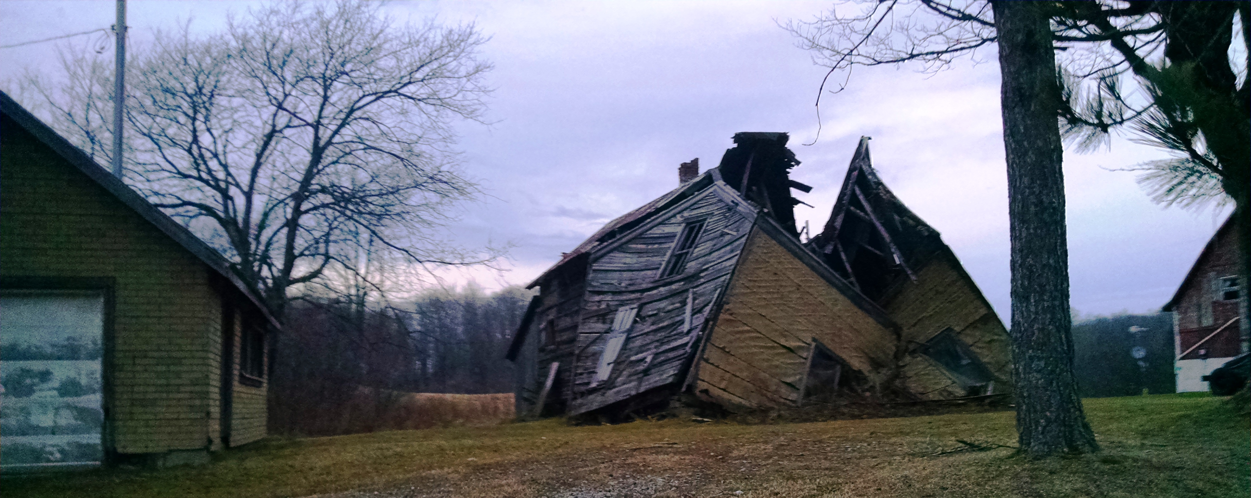 Abandoned houses in Local Upstate New York